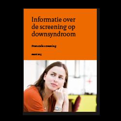 screening op downsyndroom